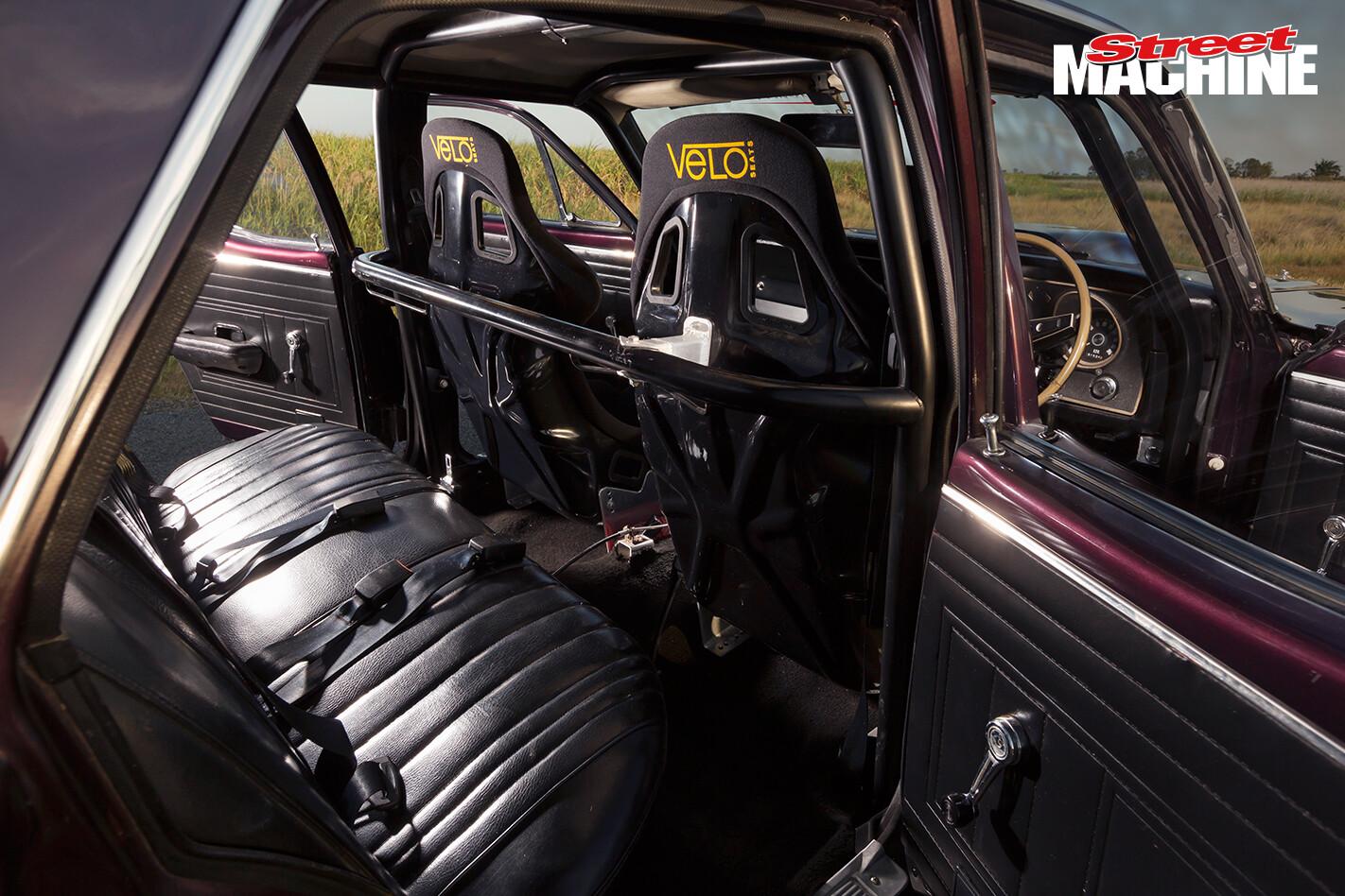 Ford XW Falcon Twin Turbo Interior 1 Jpg
