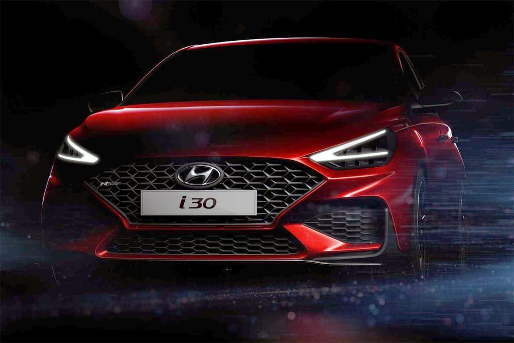 2021 Hyundai i30 Fastback N DCT