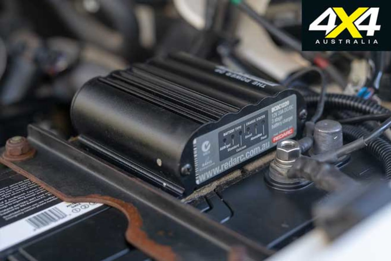 4 X 4 Batteries Charger Jpg
