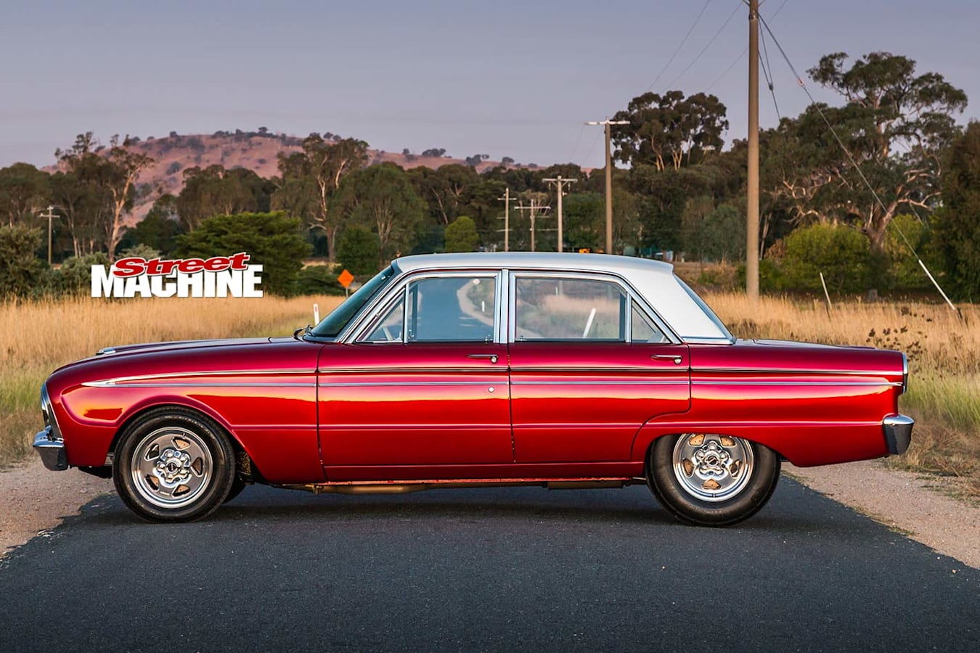 Ford XM Futura side