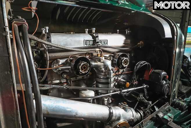 Bentley Blower Engine Jpg