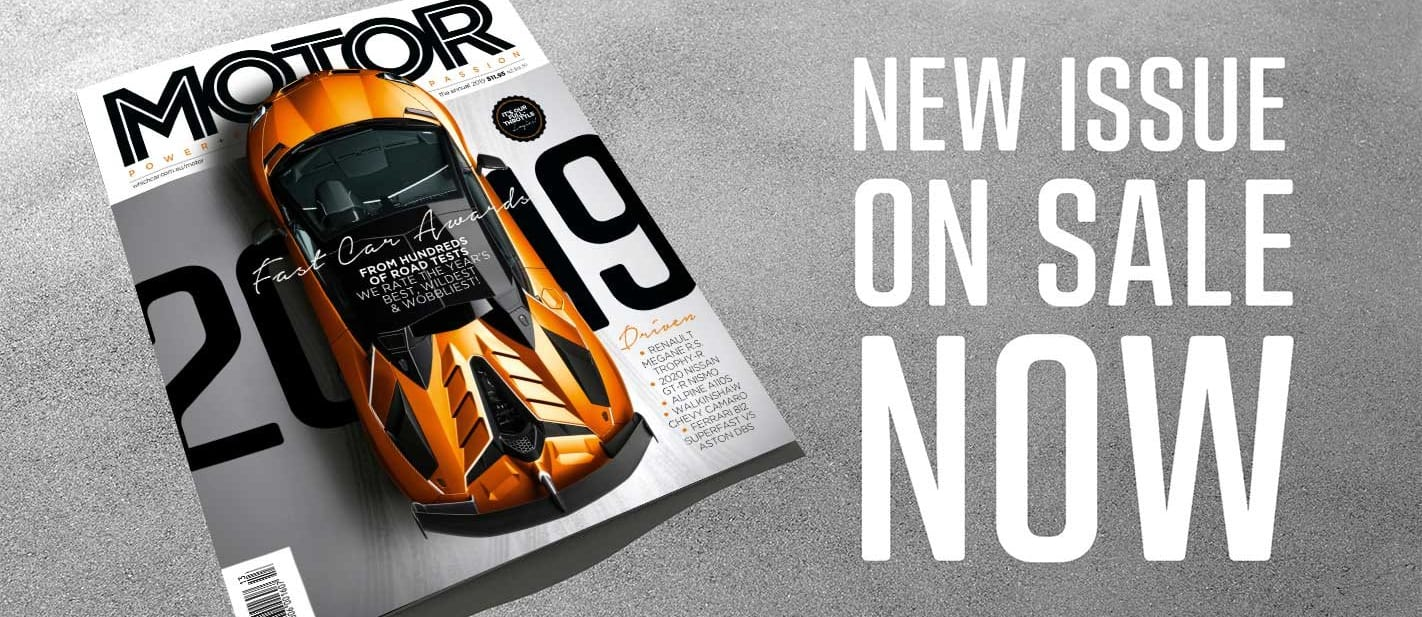 MOTOR Magazine Annual 2019 issue preview