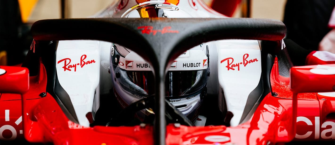 Formula 1 to use 'ugly' Halo from 2018