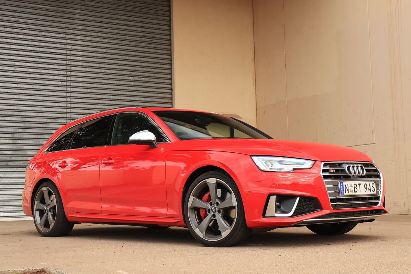 Audi S 4 Avant Main Jpg