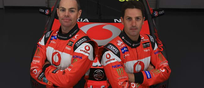 Whincup back on top of V8 pile