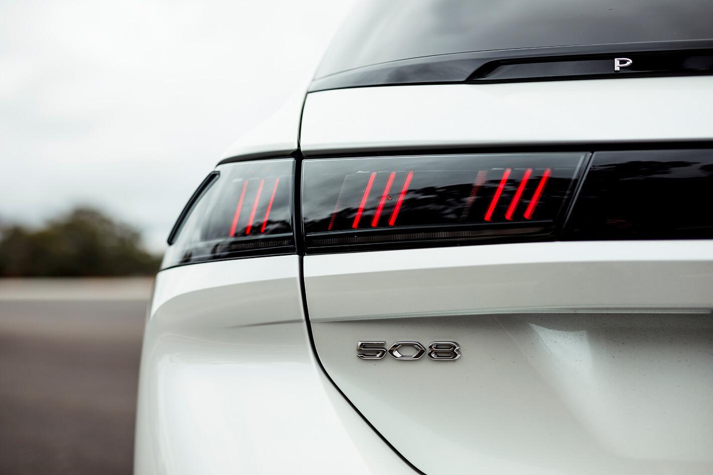 2020 Peugeot 508