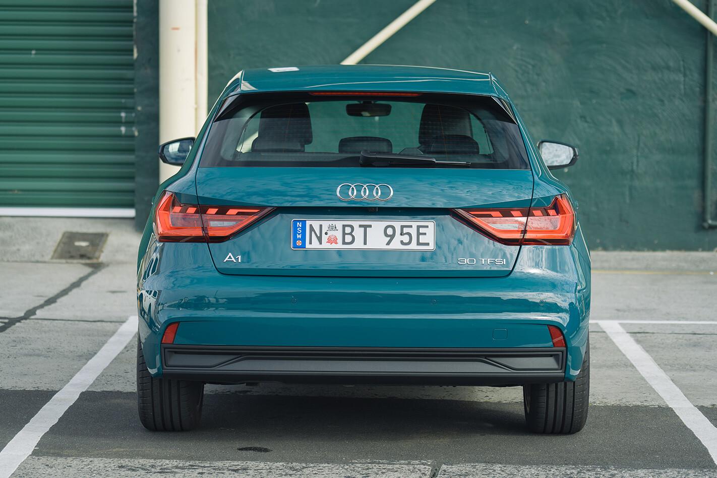 Audi A 1 Backs Jpg