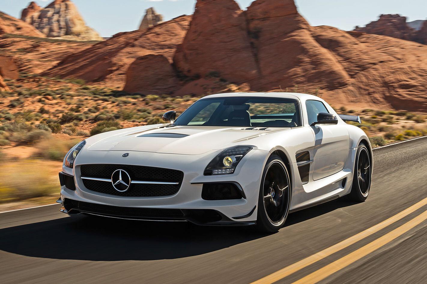 Mercedes-AMG back in Black