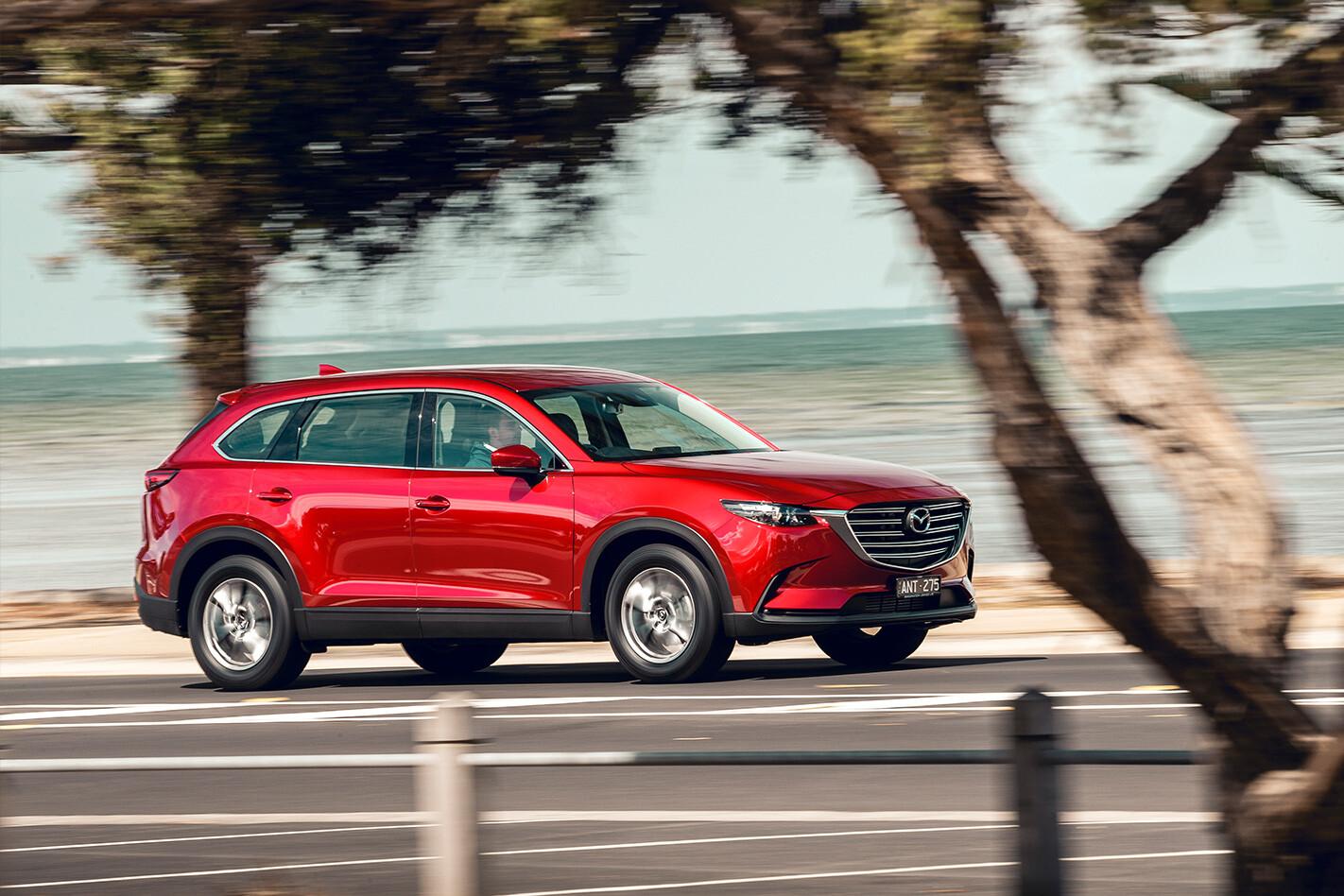 Skoda Mazda Peugeot Comparison Mazda Front Jpg