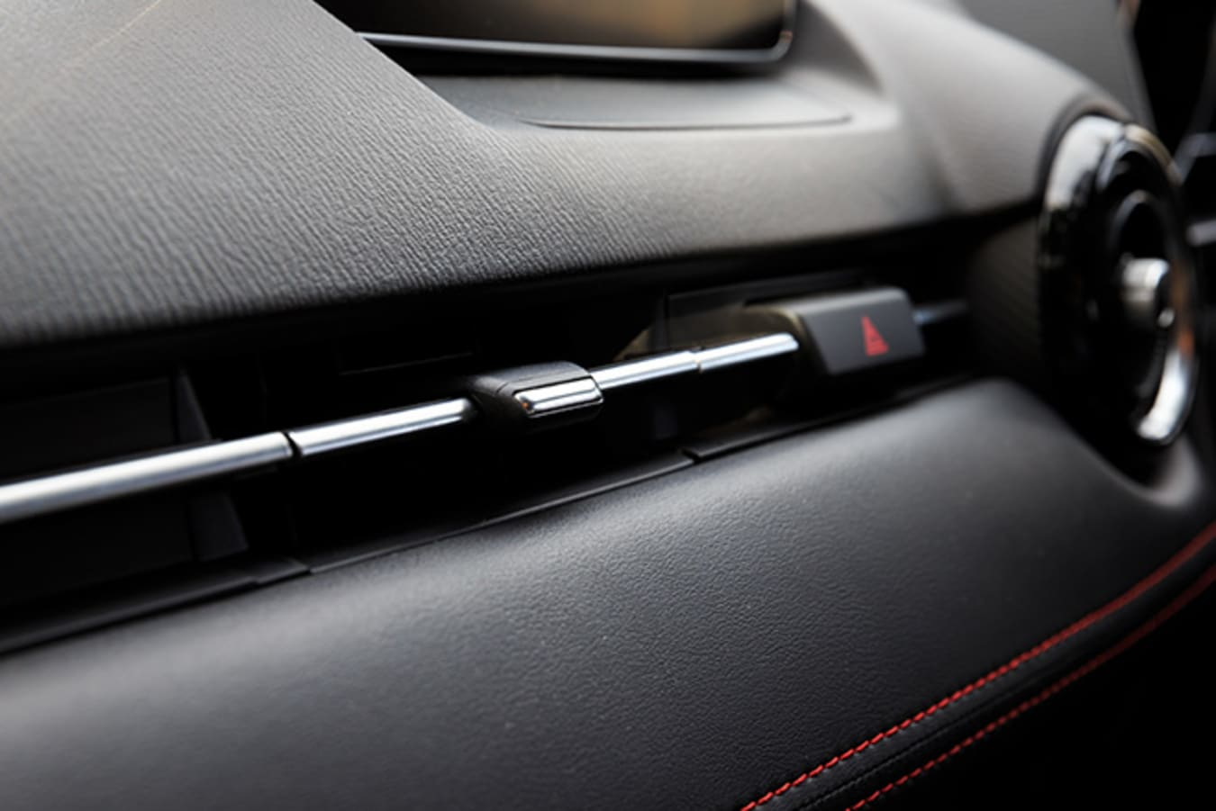 Mazda 2 Central Integrated Air Vent