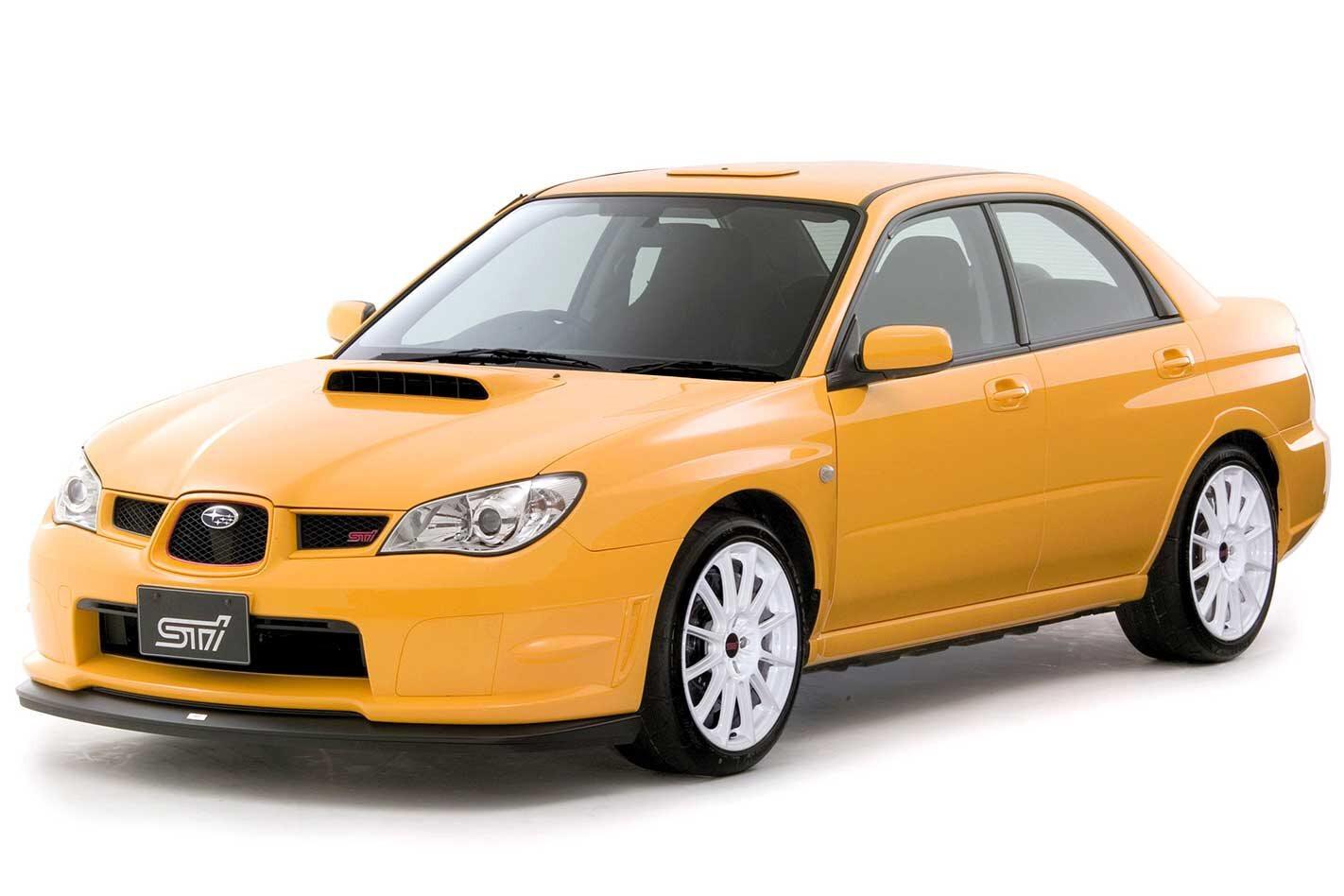 2007 Subaru Impreza WRX STI Spec C RA-R Fast Car History Lesson