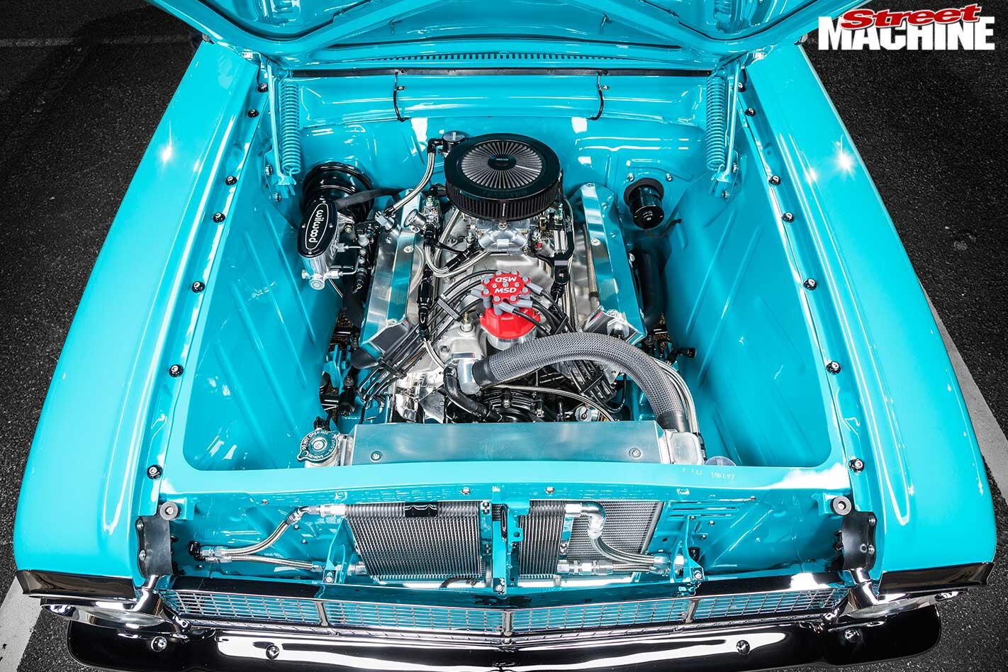 ford xm falcon engine