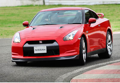 Nissan GT-R First Drive