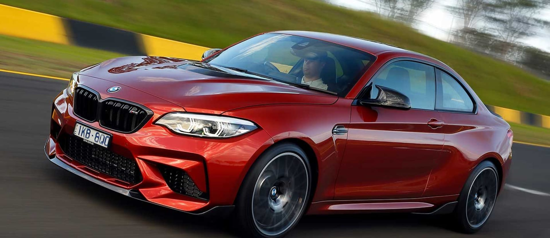 2019 BMW M2 Competition performance parts review