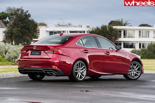 2017 Lexus IS200t
