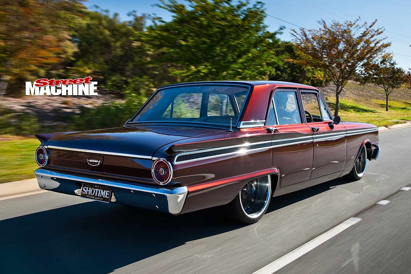 Ford Compact Fairlane onroad