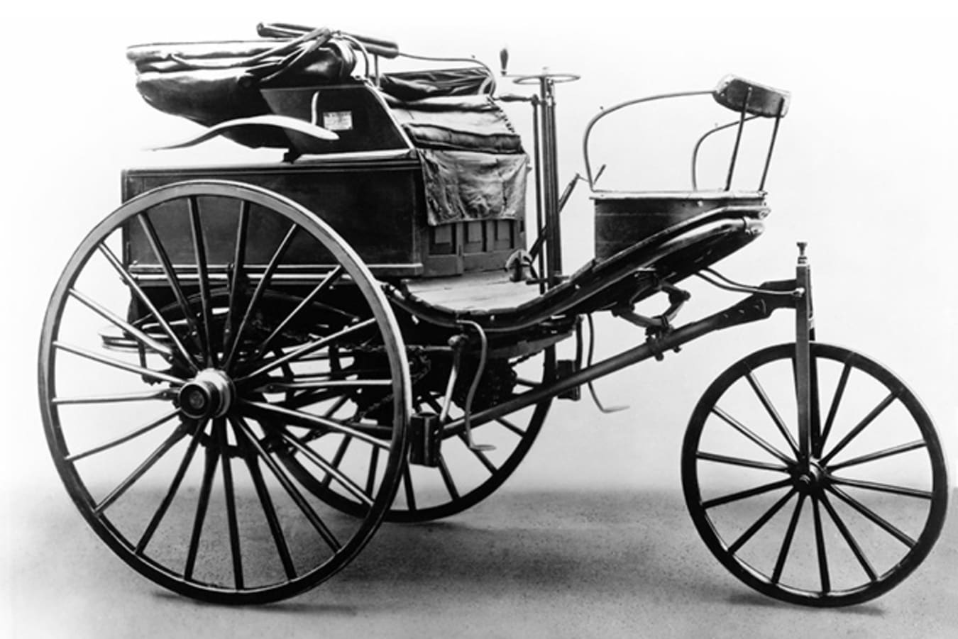 Bertha Benz inducted to the automotive hall of fame