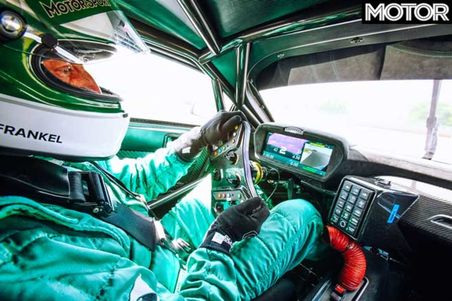 2019 Brabham BT62 drive review