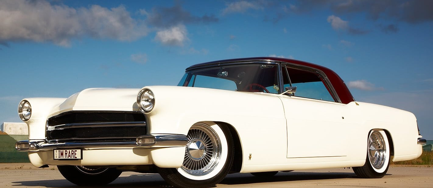1956 Continental Mark II by Ford