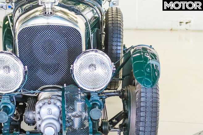 Bentley Blower Front Jpg