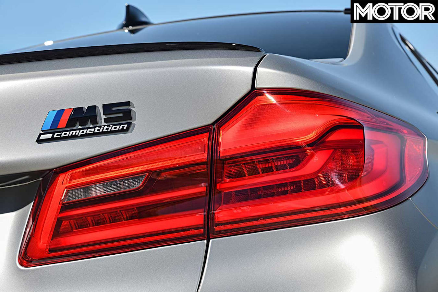 BMW M 5 Competition Badge Jpg