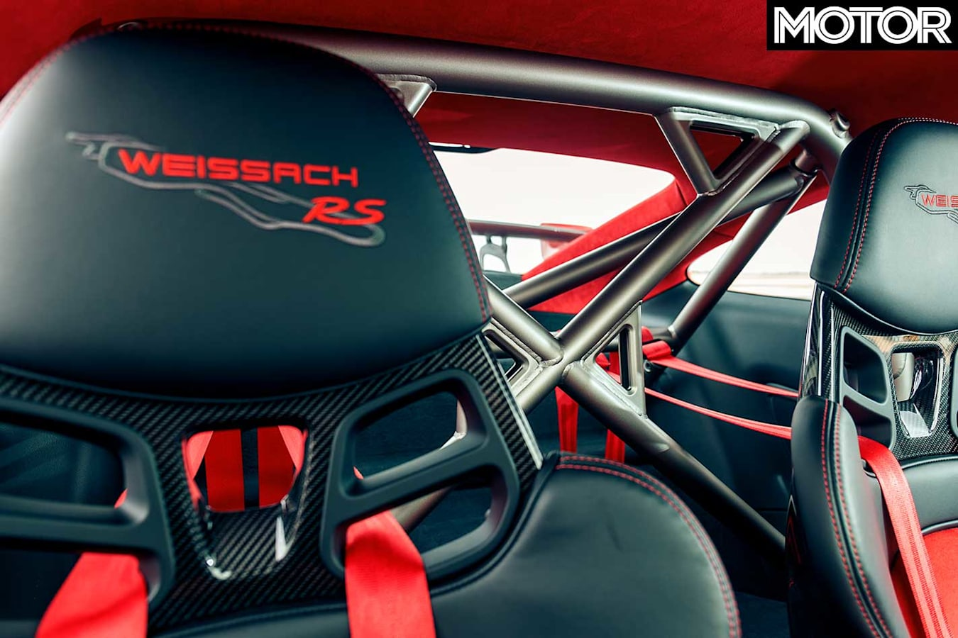 Performance Car Of The Year 2019 Porsche 911 GT 2 RS Interior Roll Cage Seats Jpg