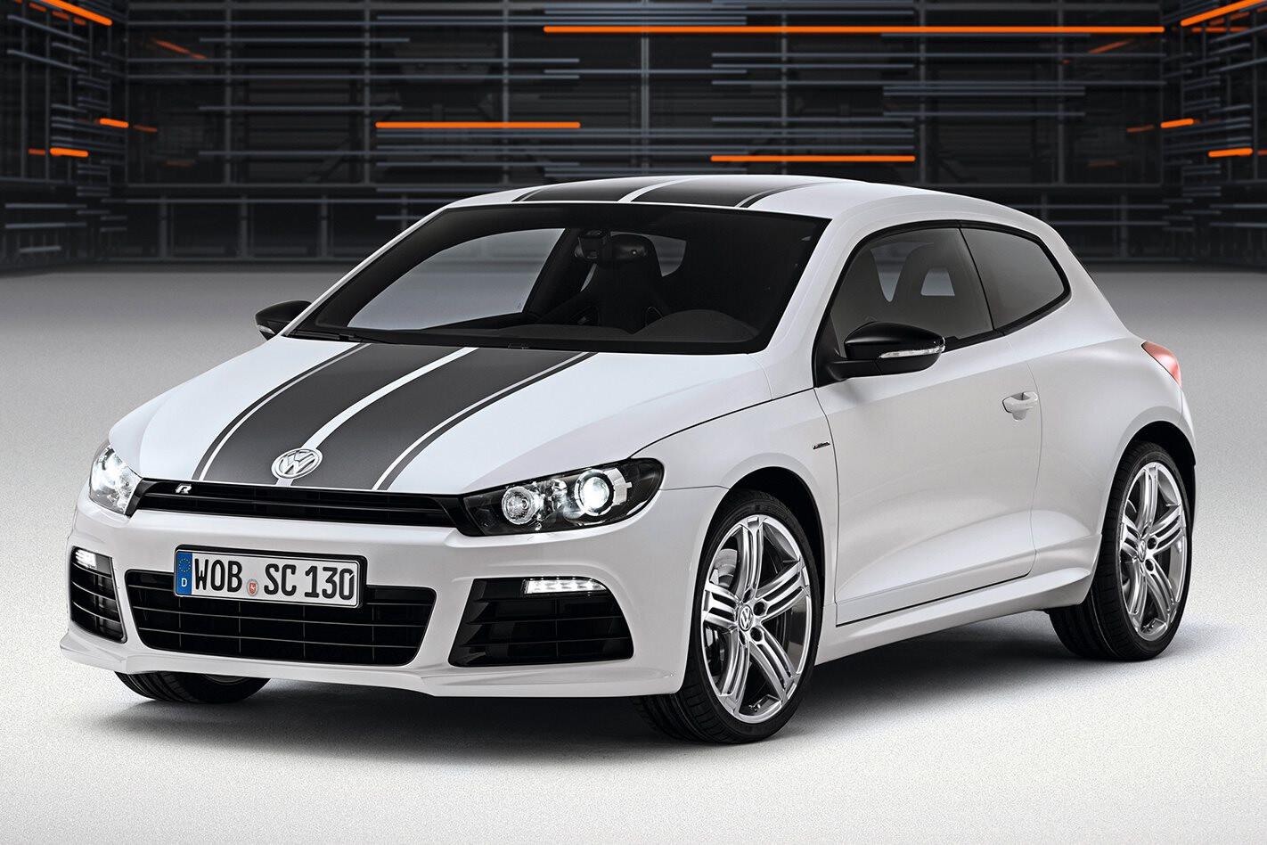 Volkswagen Scirocco dead