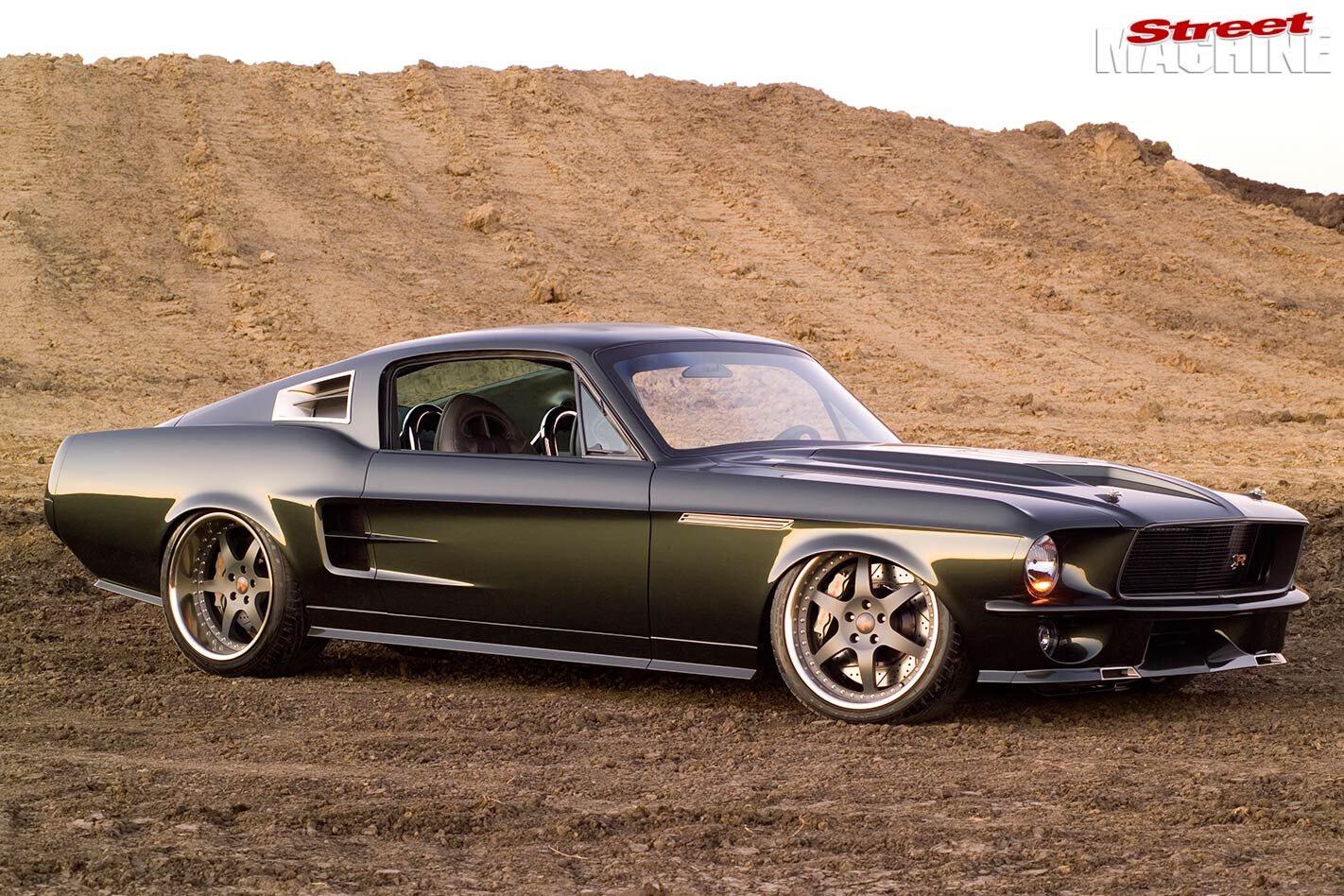 Ringbrothers Mustang