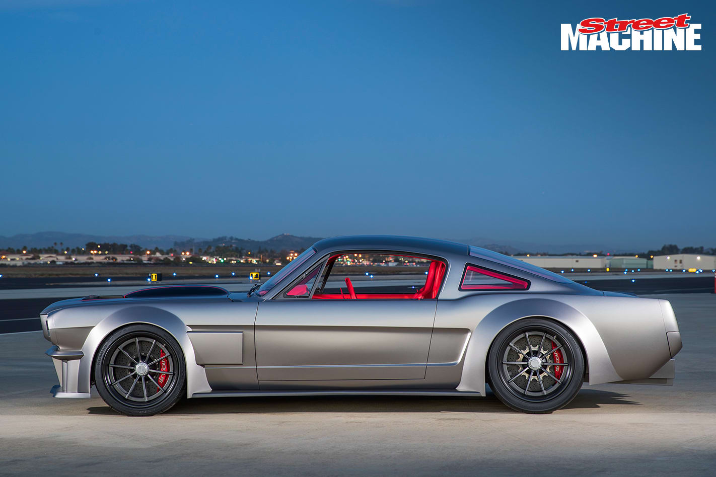 Vicious Mustang Timeless Kustoms