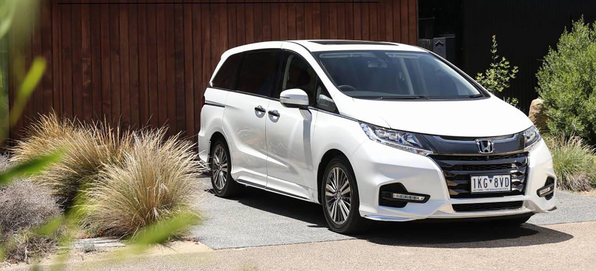 Honda Odyssey VTi-L review