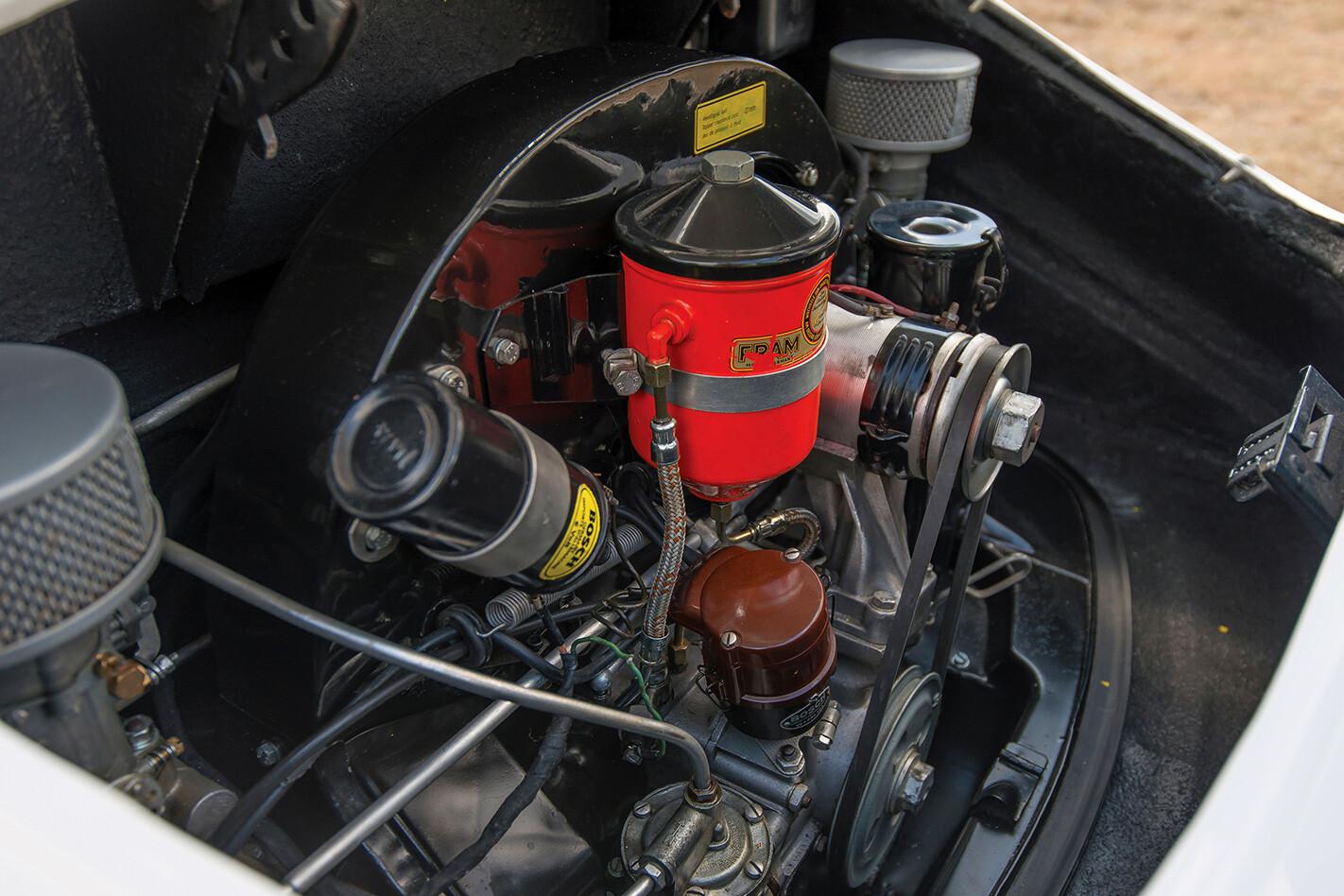 Porsche 356 Engine Jpg