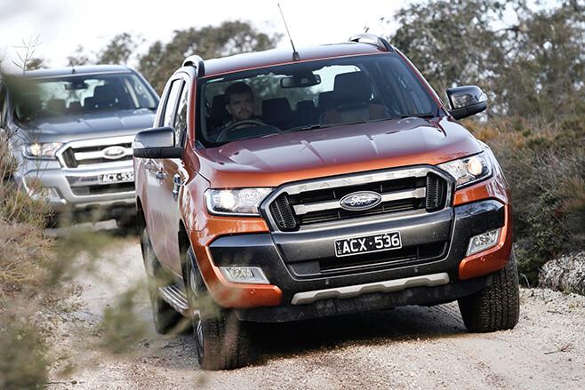 Ford -Ranger -Bush -tracks