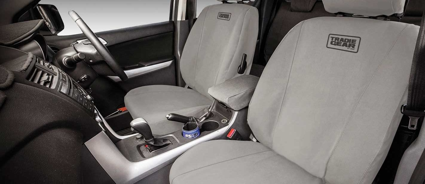 New 4x4 seat covers September 2019
