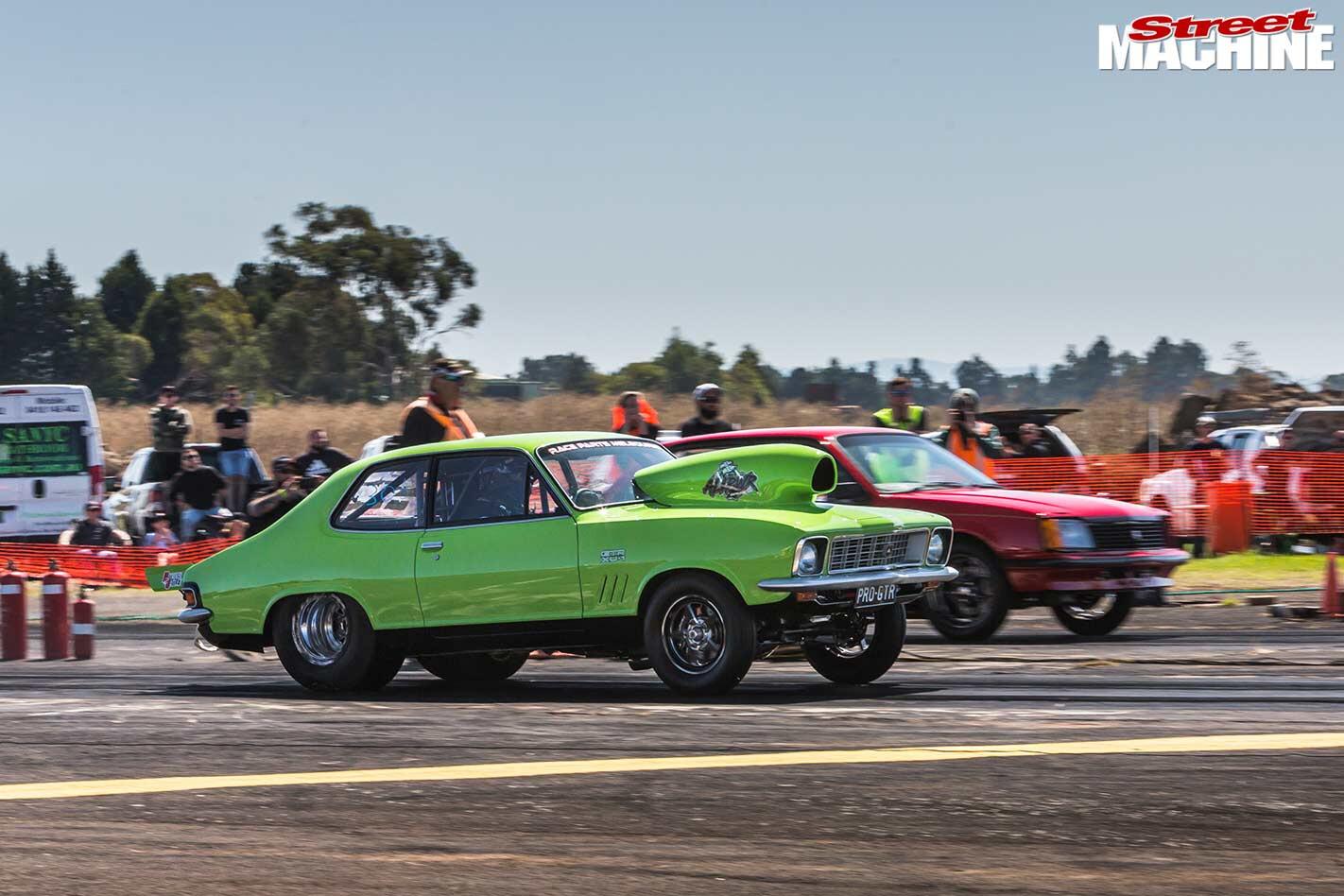 No Excuses Ballarat drag racing