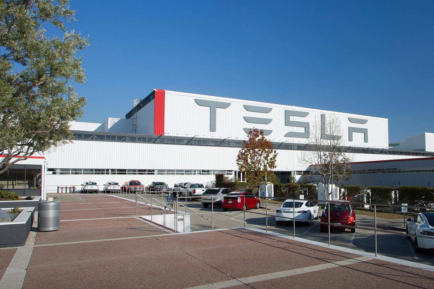 Tesla Fremont Jpg
