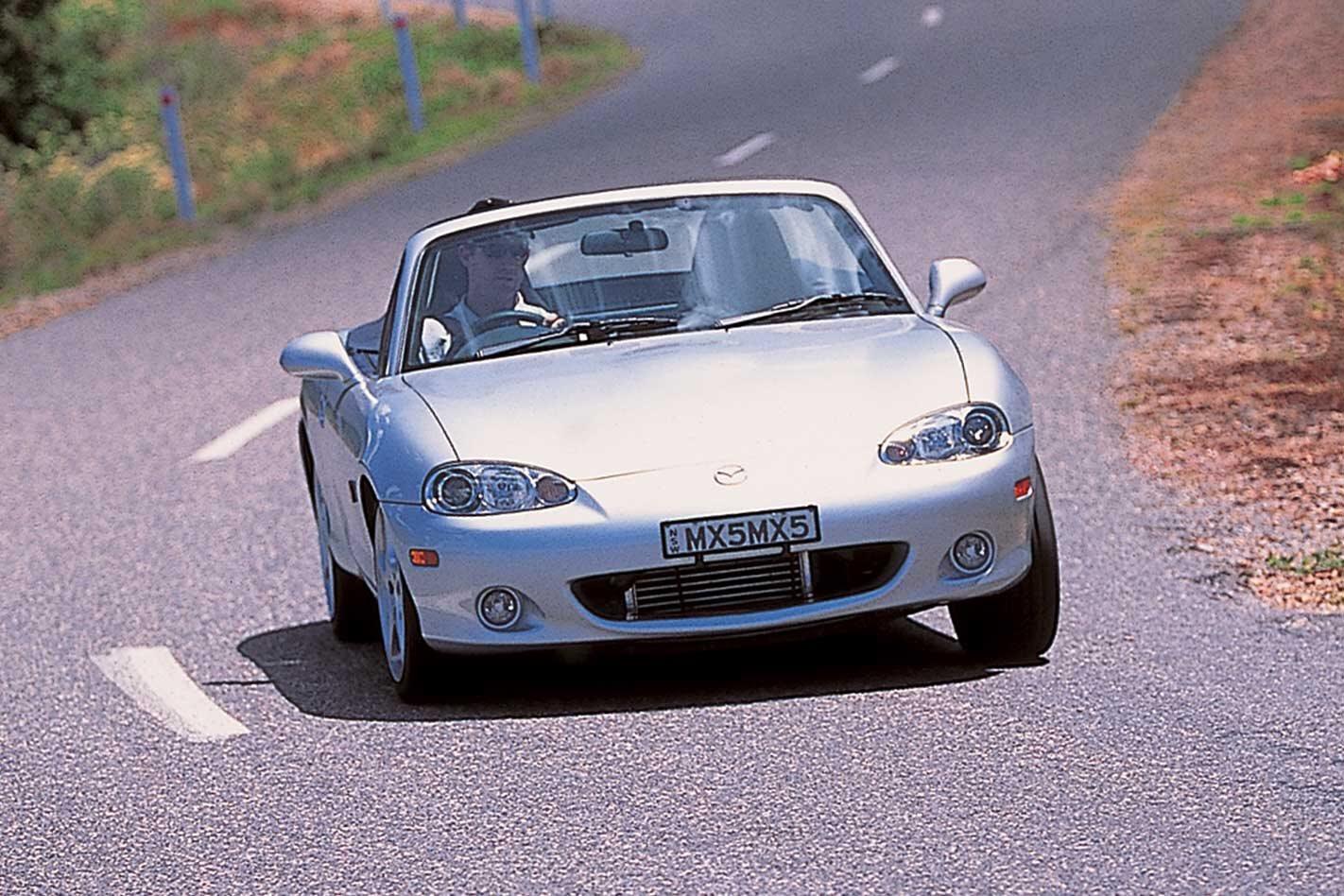 2002 Mazda MX-5 SP used car review
