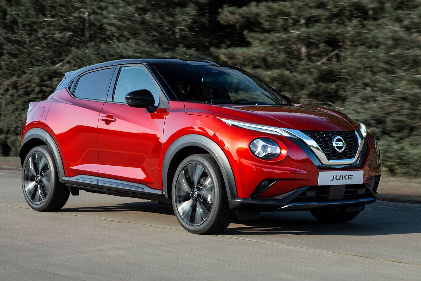 2020 Nissan Juke Front Side Action 2 Jpg