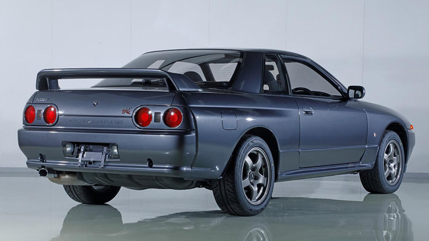 Nissan Skyline GTR R 32 NISMO Restored Car 02 Jpg
