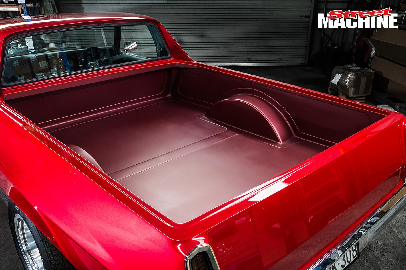 HZ Holden Ute Custom 355 6 Nw