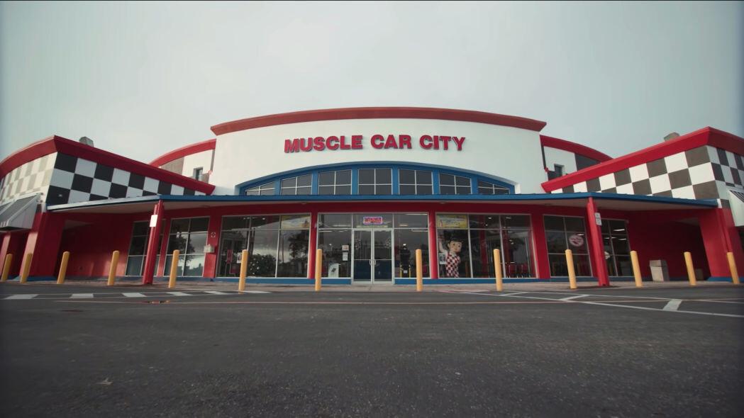 Muscle Car City Mecum Auction 20 Jpg