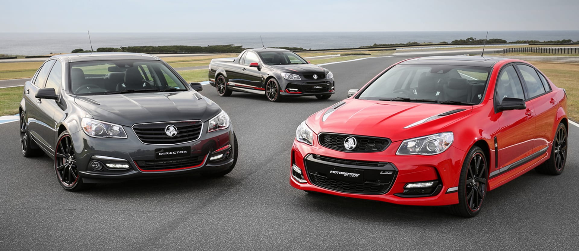 Holden Commodore VFII Special Editions