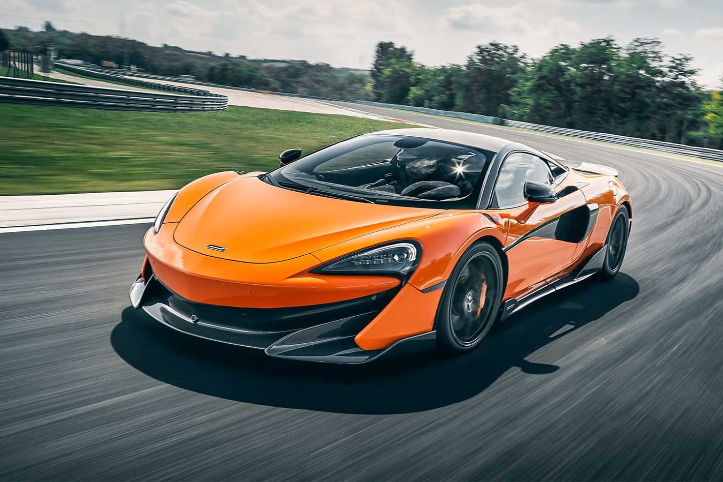 2018 McLaren 600LT performance review