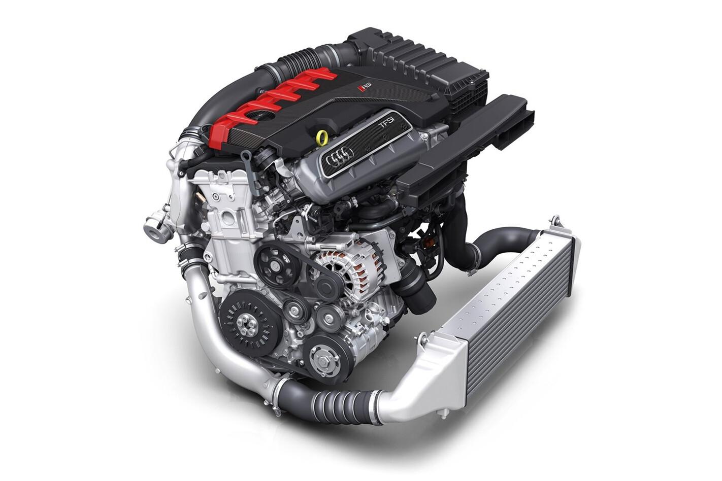 Audi TT RS 2.5 engine