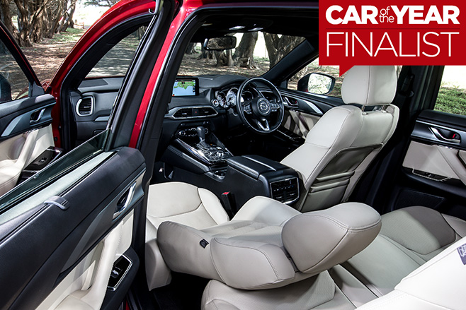 2017-Mazda -CX-9-interior