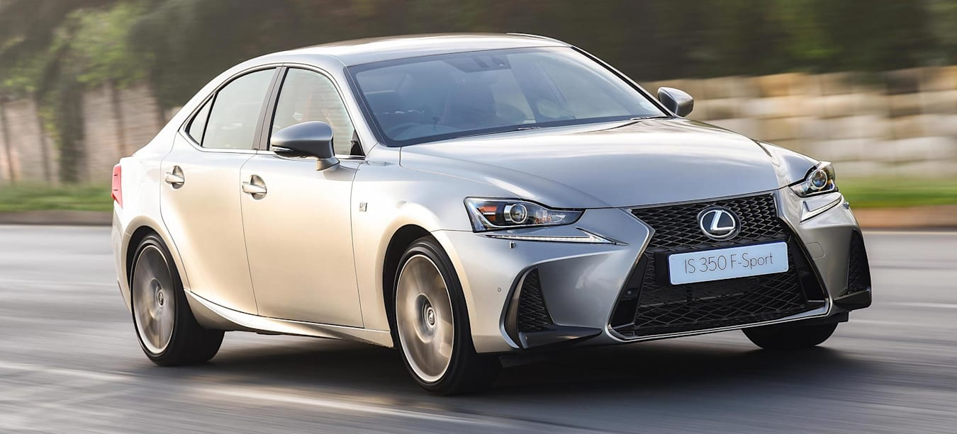 2019 Lexus IS350 F Sport quick performance review news