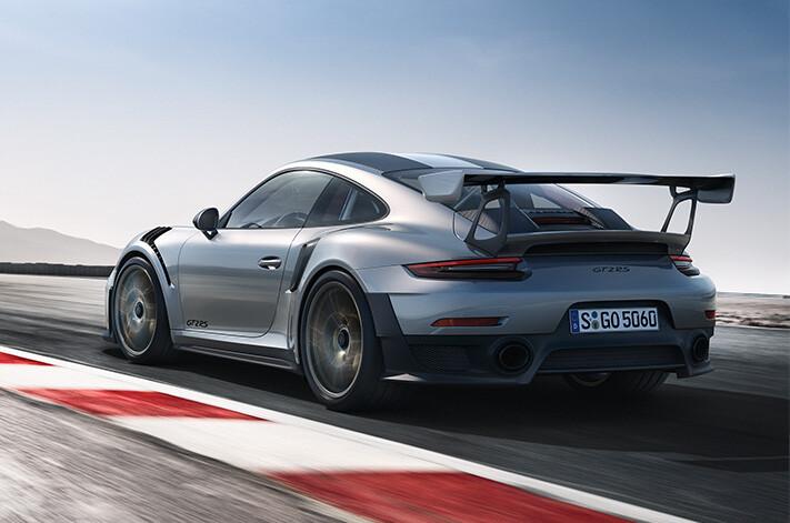 Porsche 991 GT 2 RS Rear Quarter Jpg