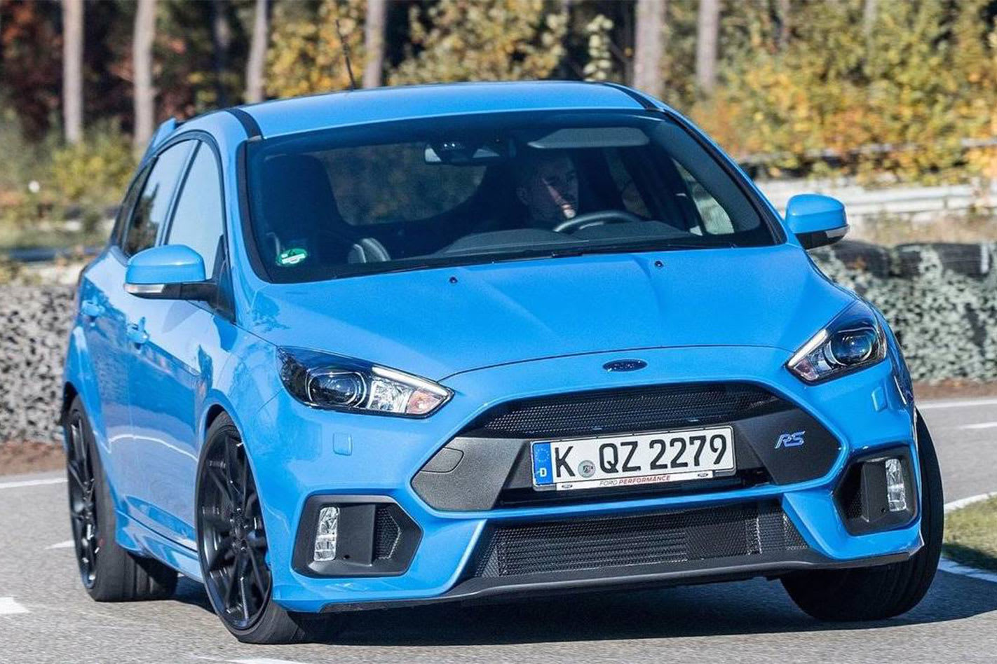 Hotter -Ford -Focus -planned -front