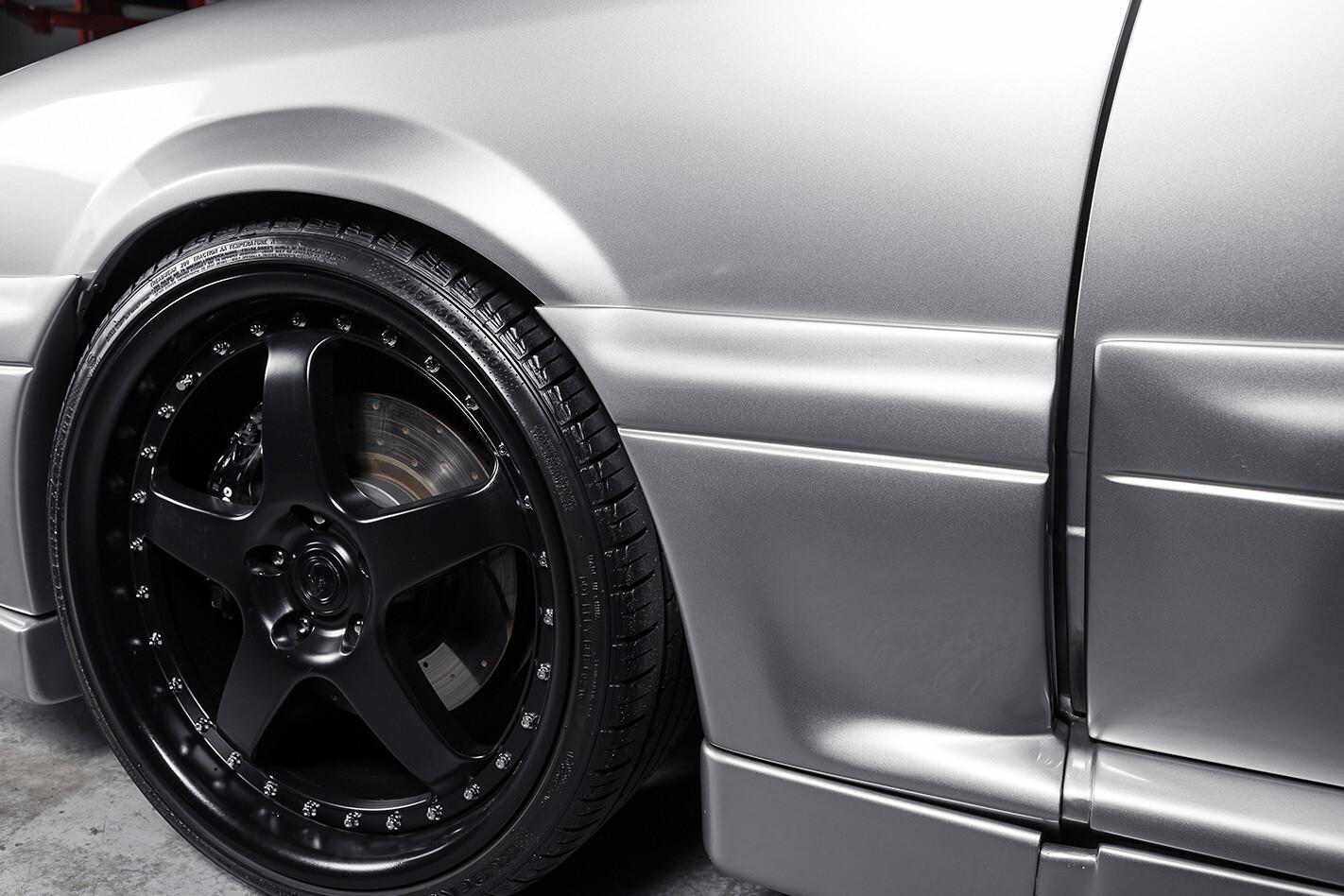 Holden VL Commodore Walkinshaw replica wheels