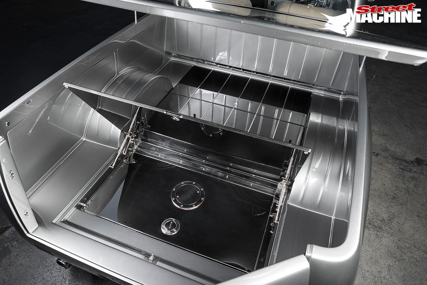 Holden FX ute tray