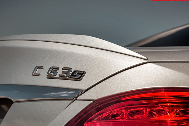 Mercedes -AMG-C63-S